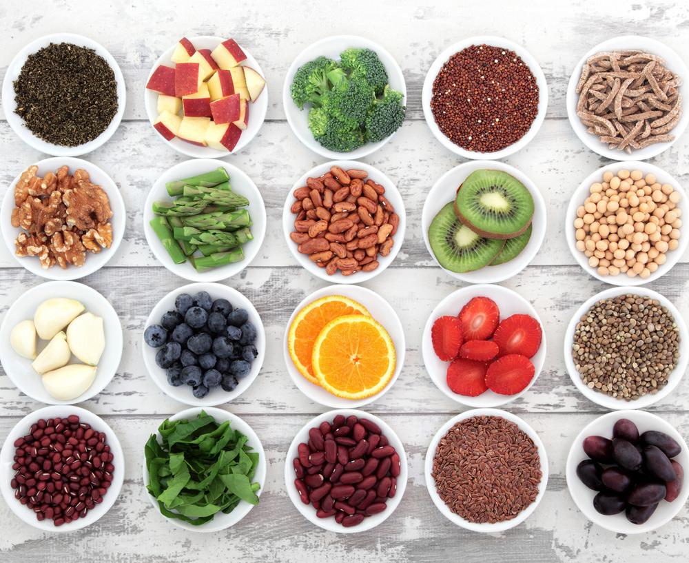 5 продуктов против рака