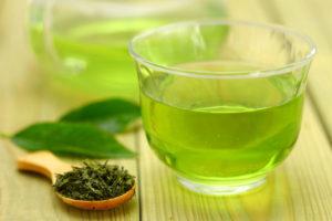 польза зеленый чай