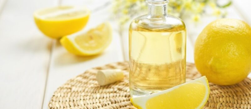 касторка с лимоном