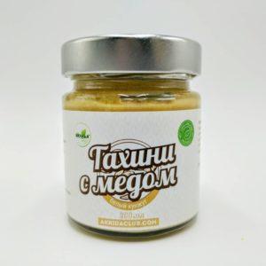 Тахини с мёдом