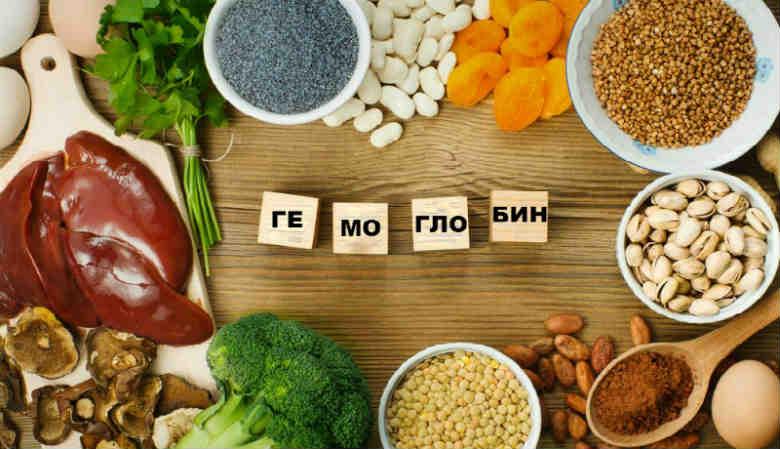 Как повысить гемоглобин. Топ 5 продуктов