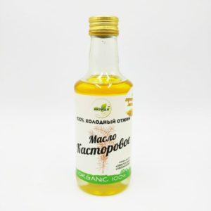 Касторовое масло с горчичным маслом